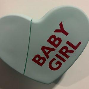 Kkw fragrance hearts baby girl